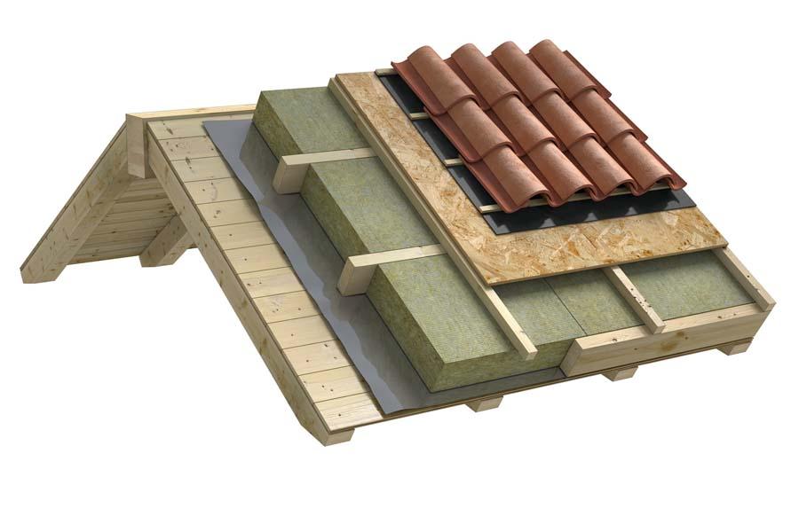 Estradosso ventilato con pannelli non sottoposti a carico