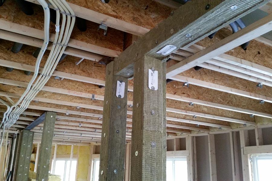 Protezione strutture in legno
