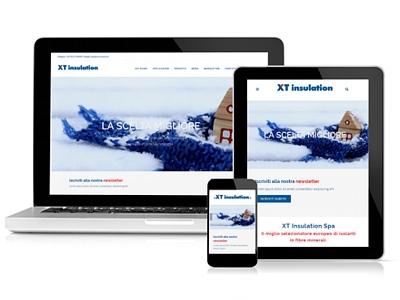 Online il nuovo sito web di XT insulation
