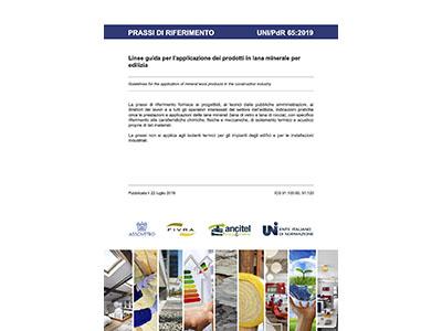 Pubblicate le linee guida UNI per i prodotti in lana minerale per l'edilizia